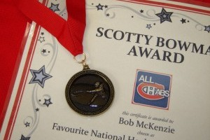 Les All Habs Media Awards 2012 – Les Gagnants