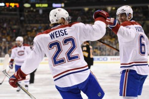 Canadiens – Bruins : Et de quatre !