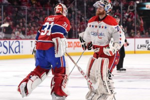 Canadiens – Capitals : Carey Price encore le sauveur