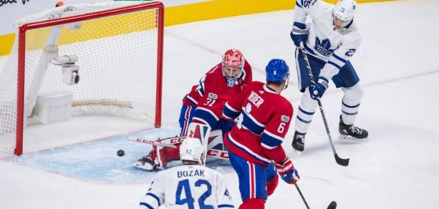 Carey Price échappe un point!